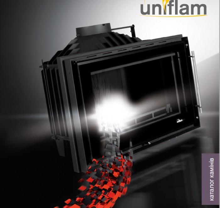 Каталог Камінних топок UNIFLAM